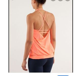 Lululemon Flow and Go Tank Size 10